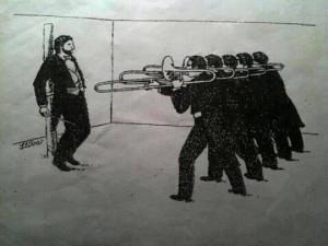Tbn firing squad